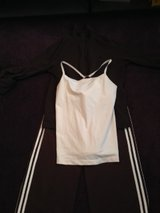 Adidas Brown Workout Outfit Size Large in Las Vegas, Nevada