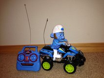 Smurfs Remote Control ATV in Las Vegas, Nevada