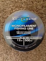 Fishing Line in Nellis AFB, Nevada