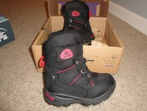 Kamik toddler winter boots Black in Chicago, Illinois