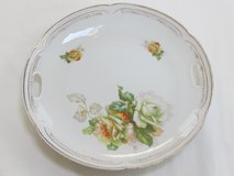 Reduced~China Serving Plate Made in Germany in Chicago, Illinois