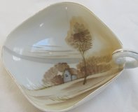 Japanese Nippon Dish~Hand Painted in Sandwich, Illinois