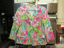 "Womens Plus Size Summer Jacket - Size 16W - By ""Danny & Nicole"" - Pristine Condition in Kingwood, Texas"