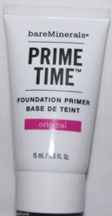 bareMinerals Prime Time Foundation Primer - .05 Oz - New // Unused in Kingwood, Texas