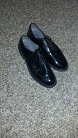 Bates patent leather dress shoe in Houston, Texas
