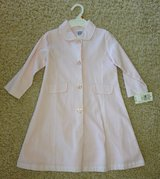 Girls Pink Spring Coat-Size 3 in Chicago, Illinois