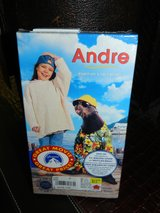 Andre VHS movie (never opened) in Aurora, Illinois