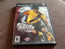 PS2 World Tour Soccer 2005 video game in Oswego, Illinois