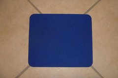 Mouse Pad Blue in Nellis AFB, Nevada