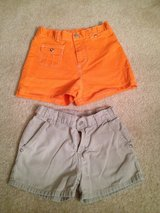 2 Pairs Girls 6 Shorts in Naperville, Illinois