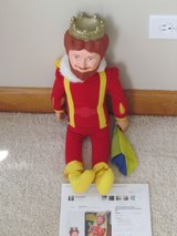 1980 The Magical Burger King Doll Figure in Naperville, Illinois