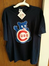 Cubs Cubby Bear youth xl t-shirt in Plainfield, Illinois