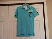 Aeropostale Turquoise Polo Shirt in Fort Riley, Kansas