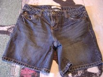 Juniors size 4 denim jeans shorts ladies Route 66 in Fort Riley, Kansas