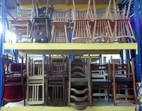 Assorted Chairs Matching or Not Starting at 5 Euro Each in Ramstein, Germany