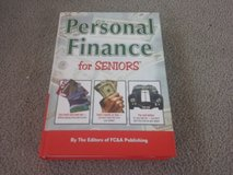 Personal Finance for Seniors hardcover book in Chicago, Illinois