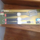 New 3 Piece Light Up Grilling Tool Set in Aurora, Illinois