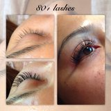Eyelash extensions Classic and VOLUME in Oceanside, California