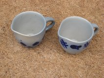 2 German Pottery Creamer Decanters in Spangdahlem, Germany