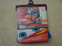 Disney Cars 2 shower curtain in Fairfield, California