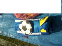 SLEEPING BAG IN A BACK PACK in Toms River, New Jersey