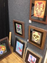 Custom Made Picture Frames any Color Wood or Metal in Yucca Valley, California
