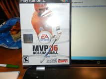Playstation 2 MVP 06 NCAA Baseball in Chicago, Illinois