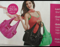 New Grommet bag by Avon, black in Fort Campbell, Kentucky