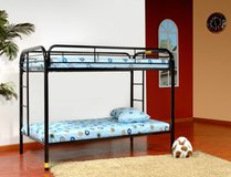 NEW FULL BUNK BED WITH MATTRESS in Riverside, California