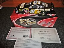 Rare - Mark Martin Autographed #01 Army 1/24 scale Action 2007 Monte Carlo SS Chrome . 1/504 mad... in Fort Knox, Kentucky