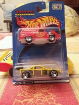 2001 Hot Wheels Walgreens 56 Ford Panel Truck in Houston, Texas
