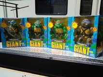 1989 GIANT NINJA TURTLES in Travis AFB, California