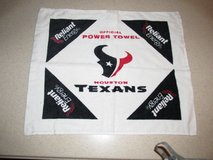 """Texans"" Fan Towel - REDUCED! in Kingwood, Texas"
